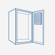 Шкафы и стойки Штиль
